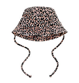 Your Wishes Your Wishes Summer Hat Leopard Pink