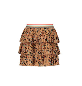 NONO NONO Nik B 3 layered skirt Hazelnut
