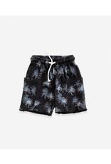 Play Up Play Up Printed Flamé Jersey Shorts BASALT