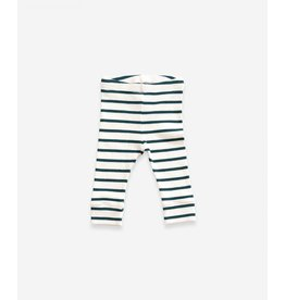 Play Up Play Up Striped Rib Legging OLD GLASS