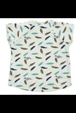Riffle Amsterdam Riffle Amsterdam T-shirt Feather