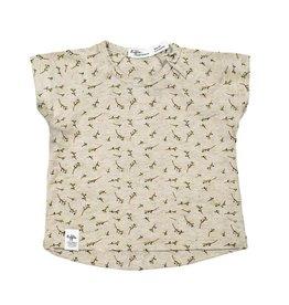 Riffle Amsterdam Riffle Amsterdam T-shirt Blossom