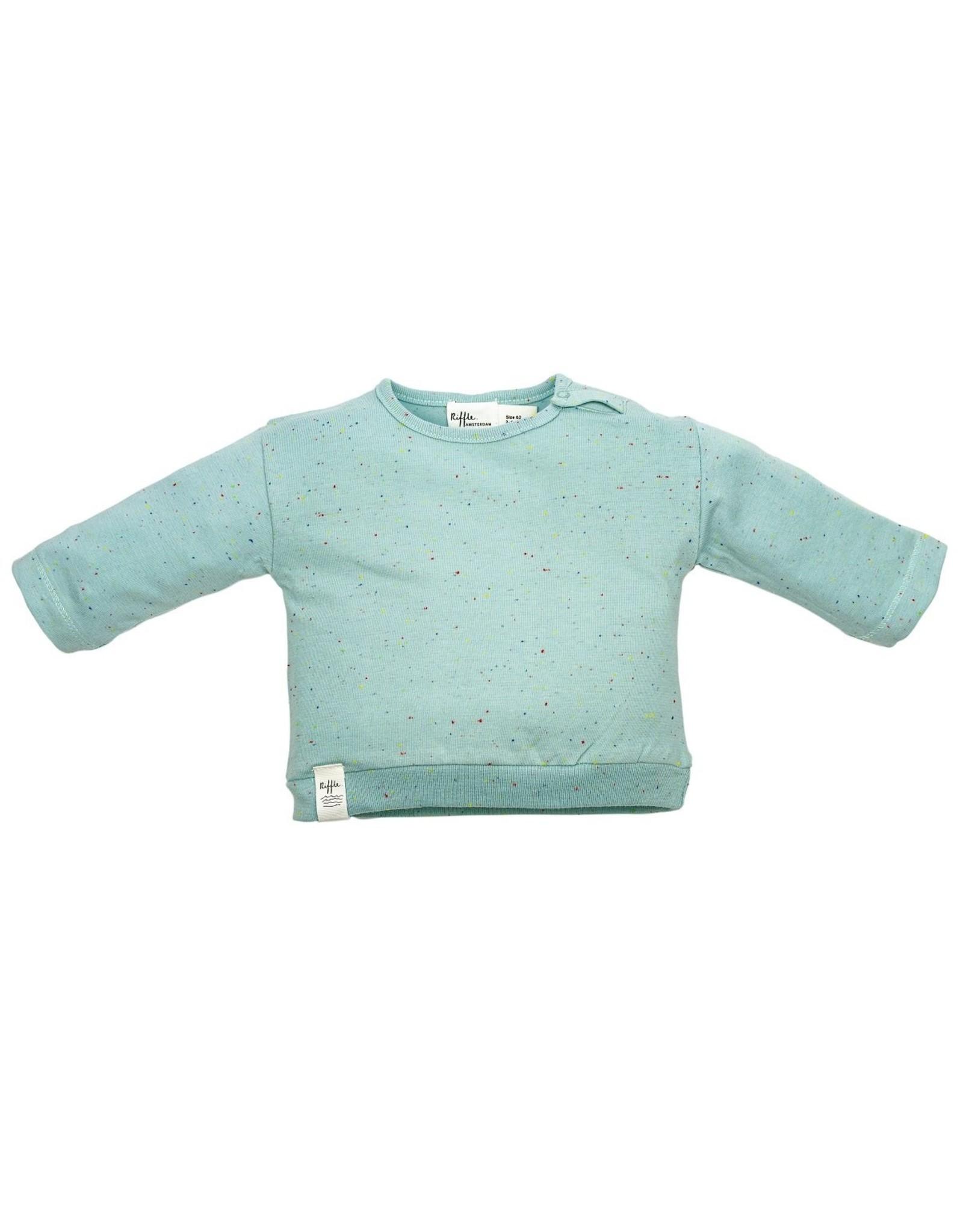 Riffle Amsterdam Riffle Amsterdam Sweater Green