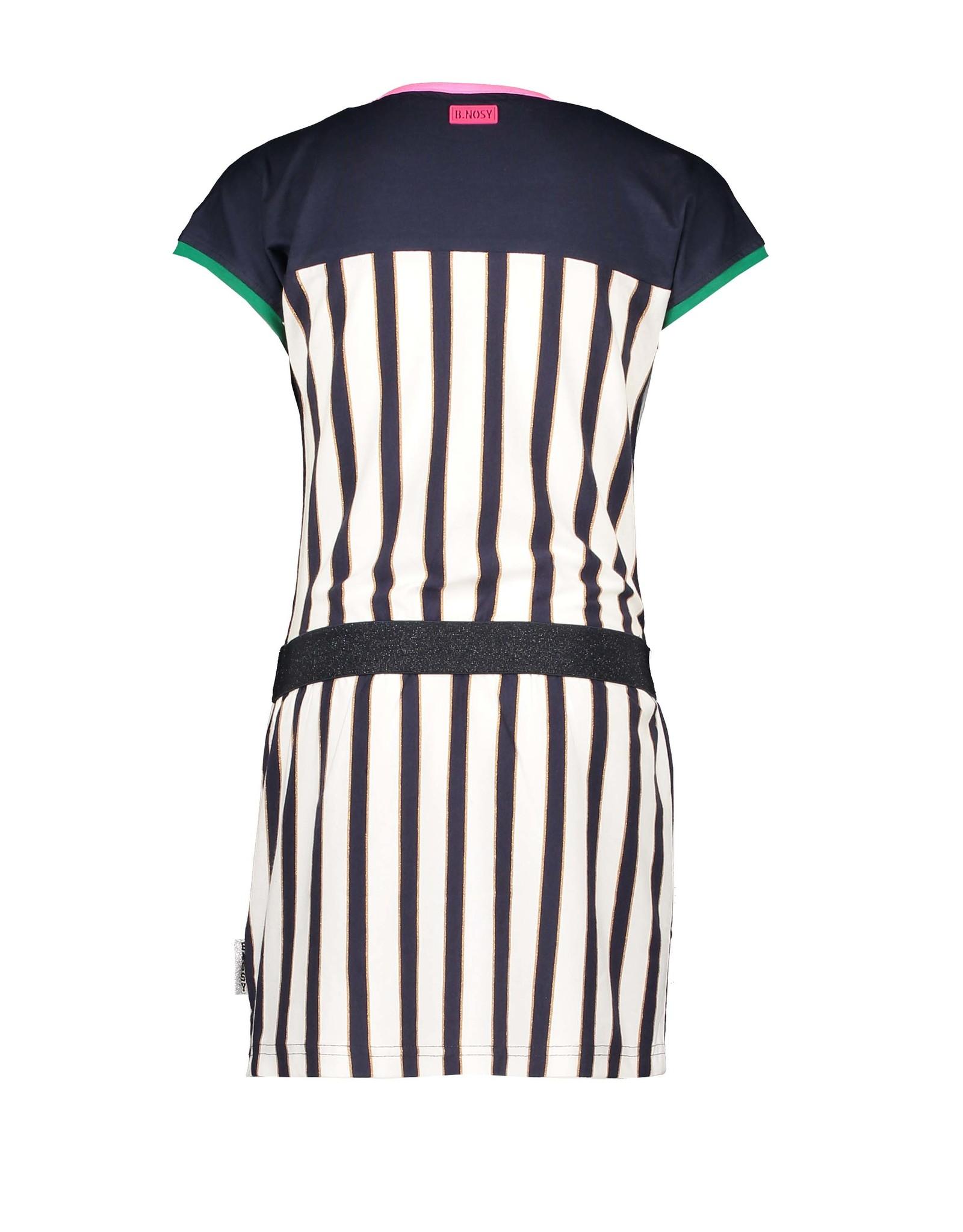 B.Nosy B.Nosy Girls YDS Dress OXFORD STRIPE