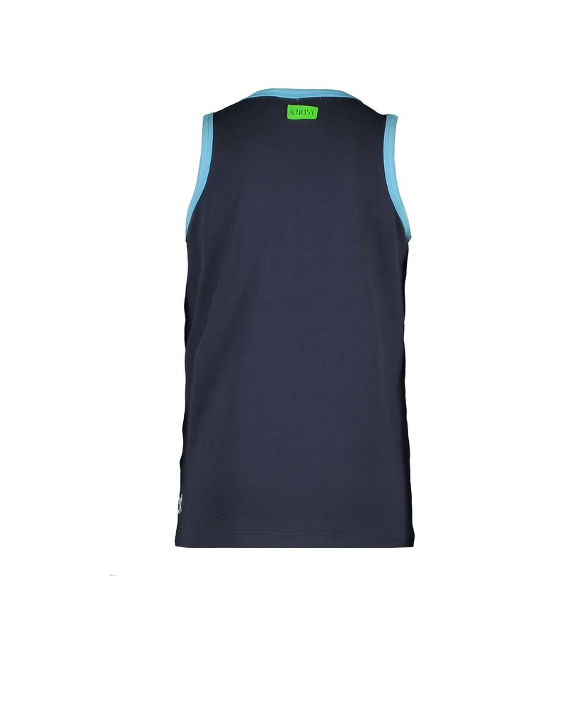 B.Nosy B.Nosy Boys TankTop OXFORD BLUE