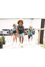 B.Nosy B.Nosy Boys Shorts with jungle all over print TIGER JUNGLE