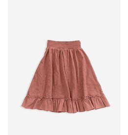 Play Up Play Up Flame Jersey Skirt Old Tile