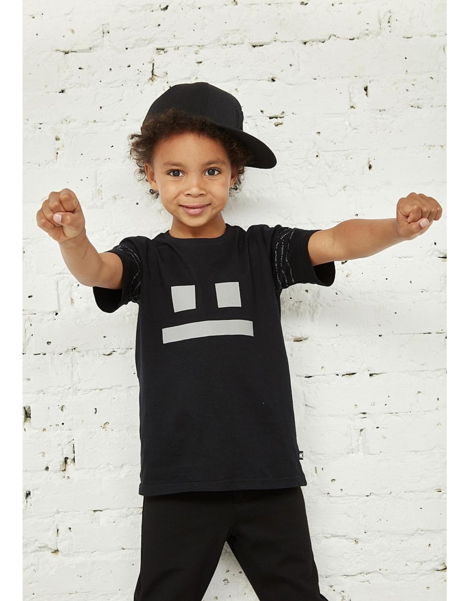 KIDS UP Kids Up T-Shirt SS Enzol Black