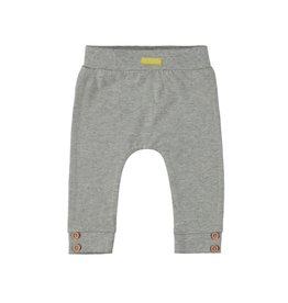 Little Bampidano Bampidano New Born Trousers Melange GREY MELEE