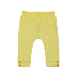 Little Bampidano Bampidano New Born Trousers allover print YELLOW ALLOVER