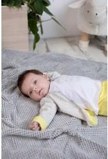 Little Bampidano Bampidano New Born Trousers allover print YELLOW ALLOVER