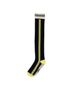 NoBell NoBell RinoB long socks NAVY BLAZER