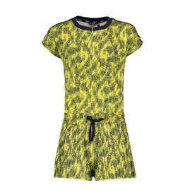 NoBell NoBell Sarah jumpsuit AOP snake LIGHT LEMON