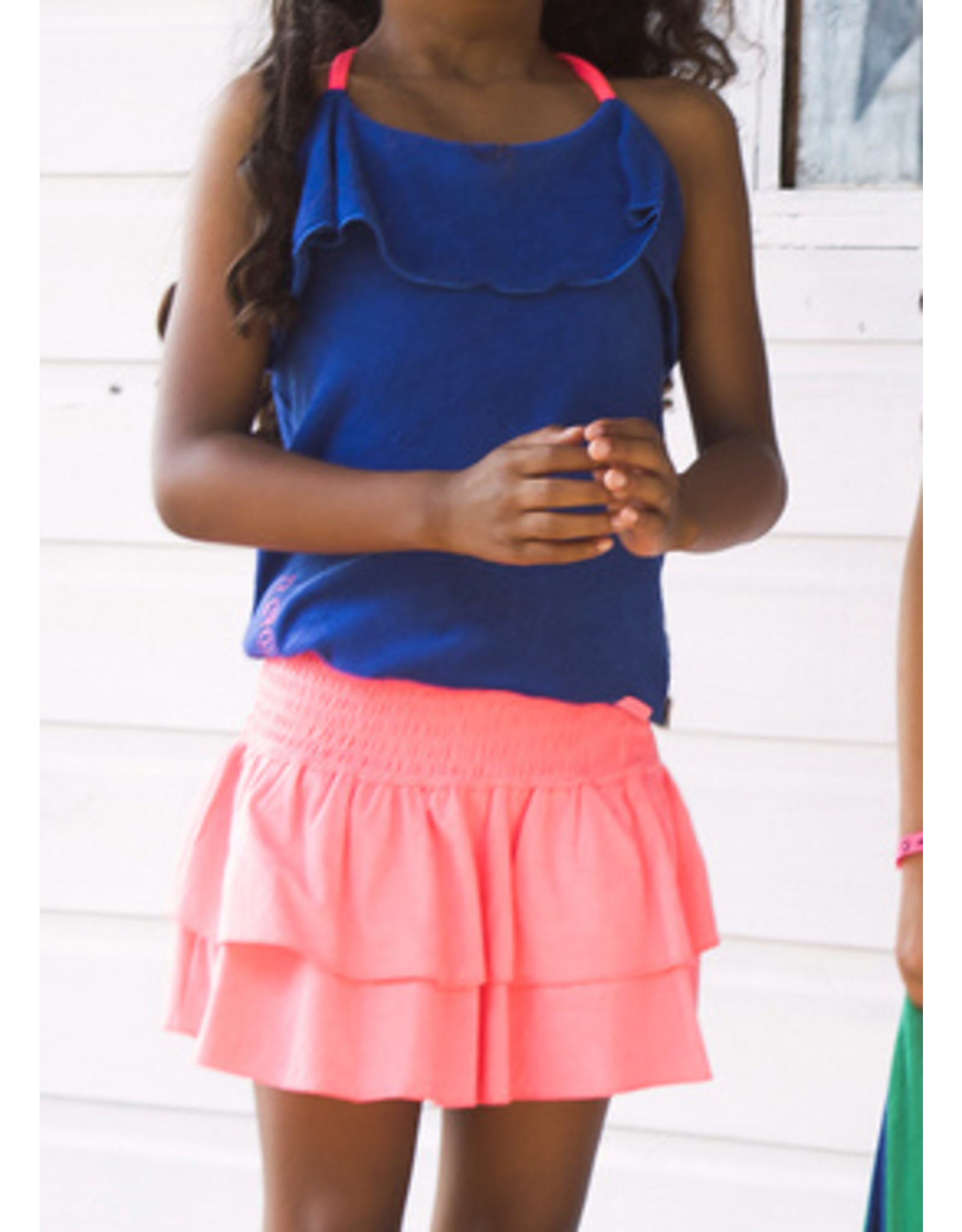 B.Nosy B.Nosy Girls Beach Towel Top PRINCESS BLUE