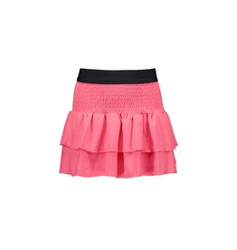 B.Nosy B.Nosy Girls Beach Skirt with layers FESTIVAL PINK