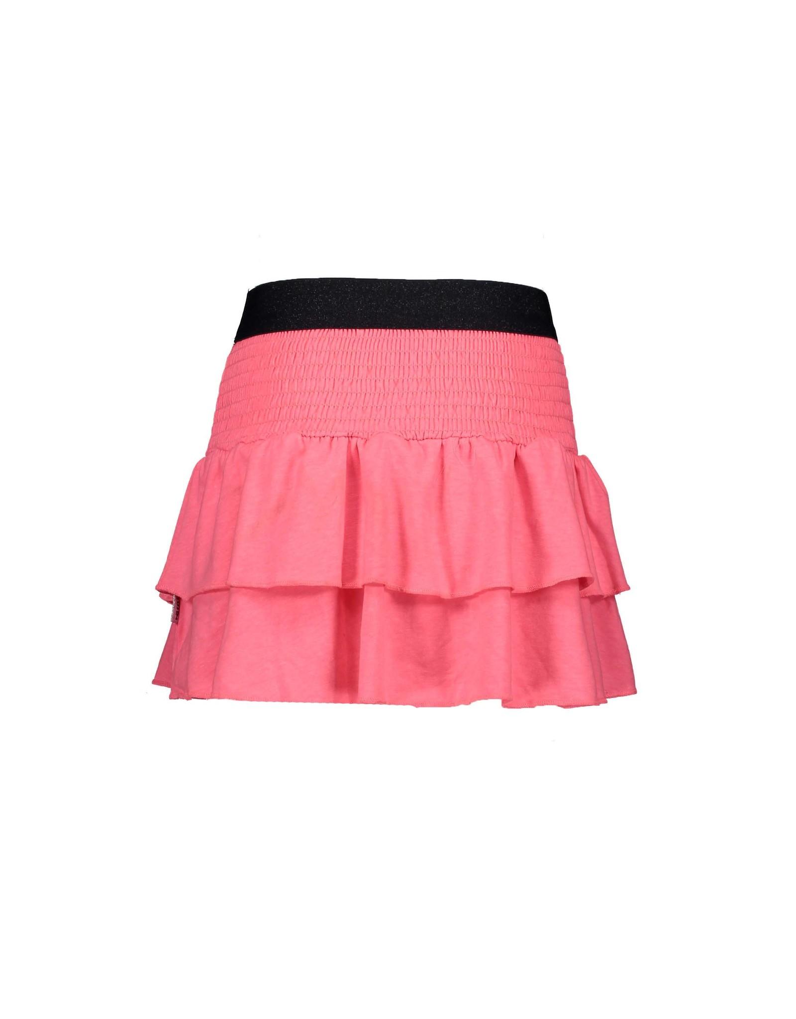 B.Nosy B.Nosy Girls Beach Skirt with layers FESTIVAL PINK