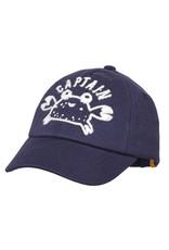 Maximo Maximo MINI BOY Cap captain crab navy/adria
