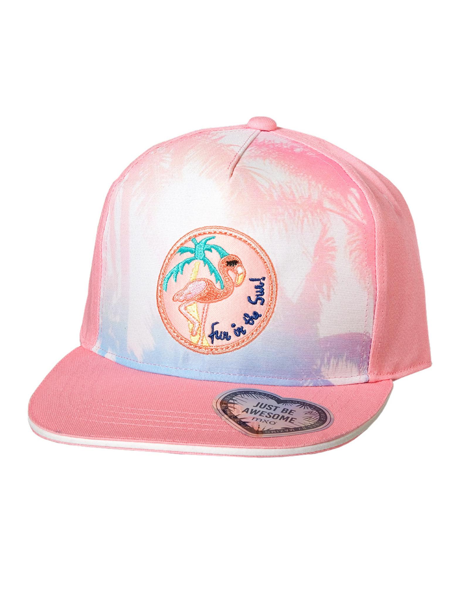 Maximo Maximo KIDS GIRL Cap L.A. flamingo