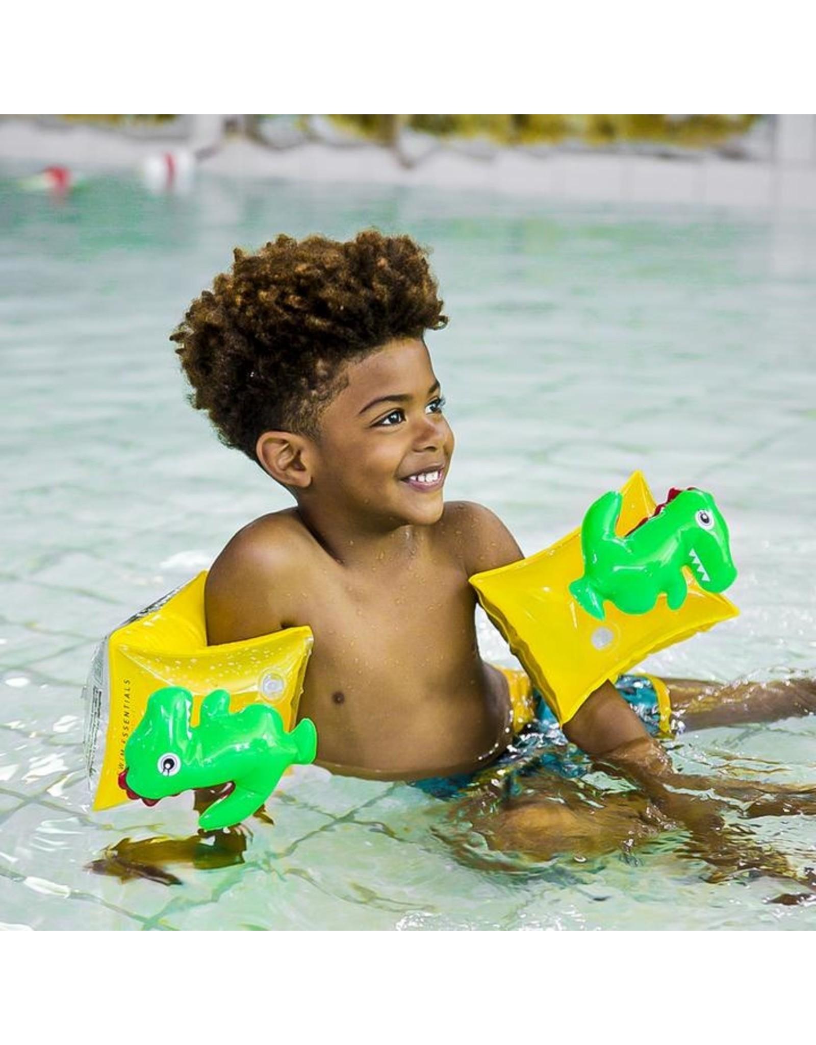 Swim Essentials Swim Essentials Dinosaurus Zwembandjes 2-6 jaar