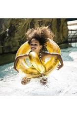 Swim Essentials Swim Essentials Gouden Zwaan Glitter Zwemband