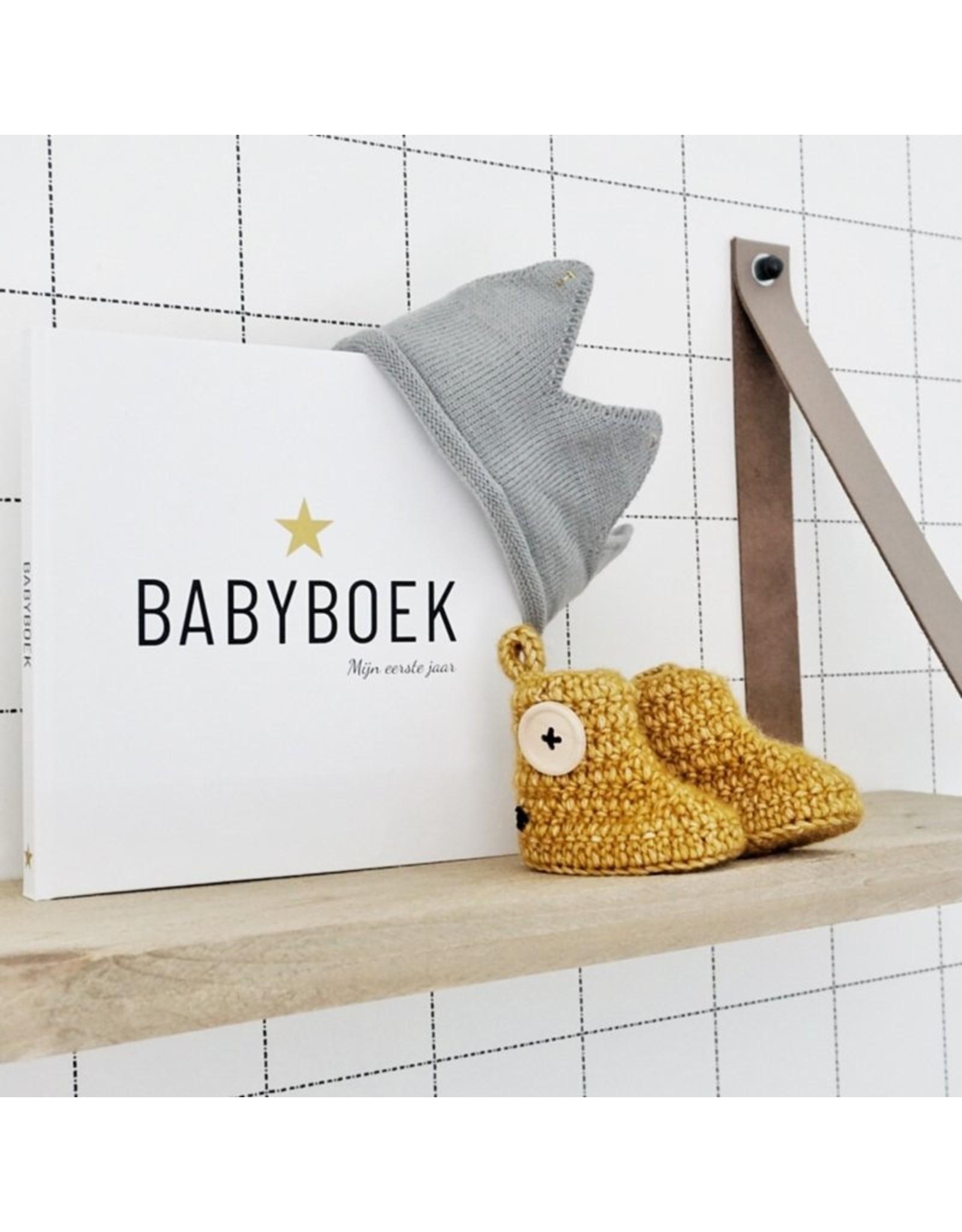 Lifestyle2 Love Lifestyle2Love  Invulboek Babyboek