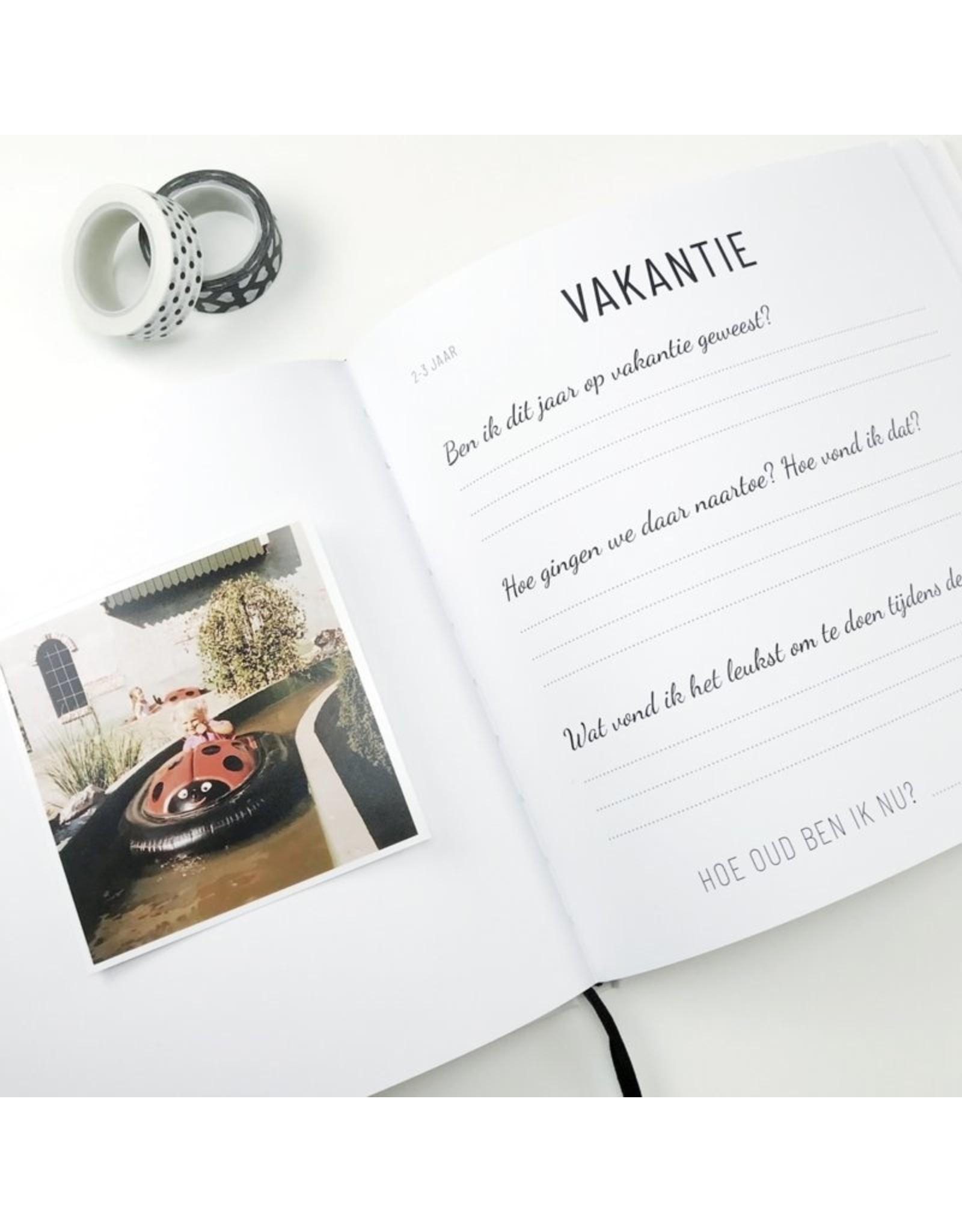 Lifestyle2 Love Lifestyle2Love  Invulboek Opgroeiboek