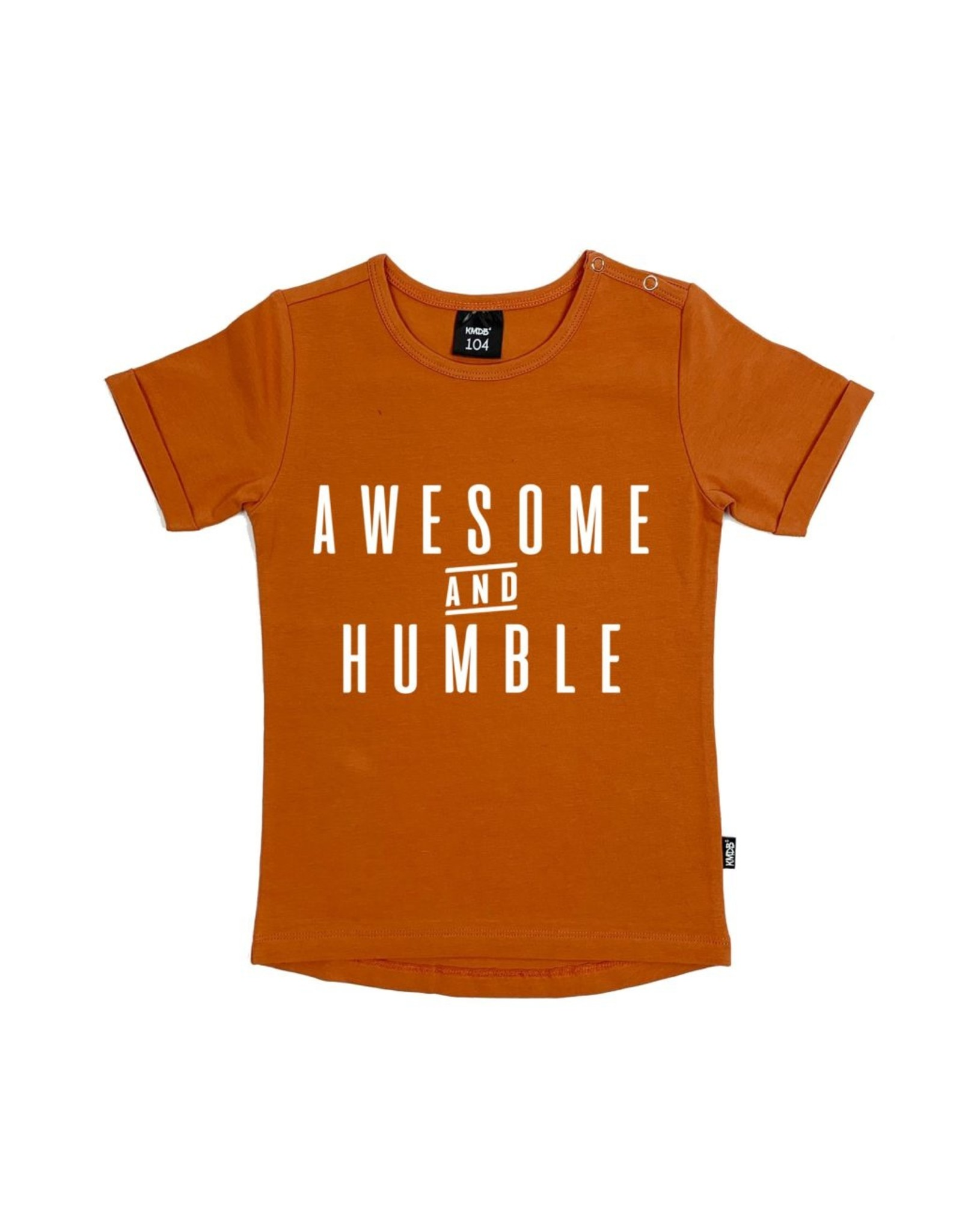 KMDB  KMDB Baby T-shirt Humble