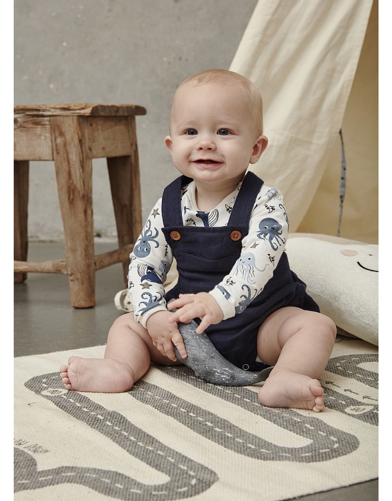 KIDS UP Kids Up Alfie Romper