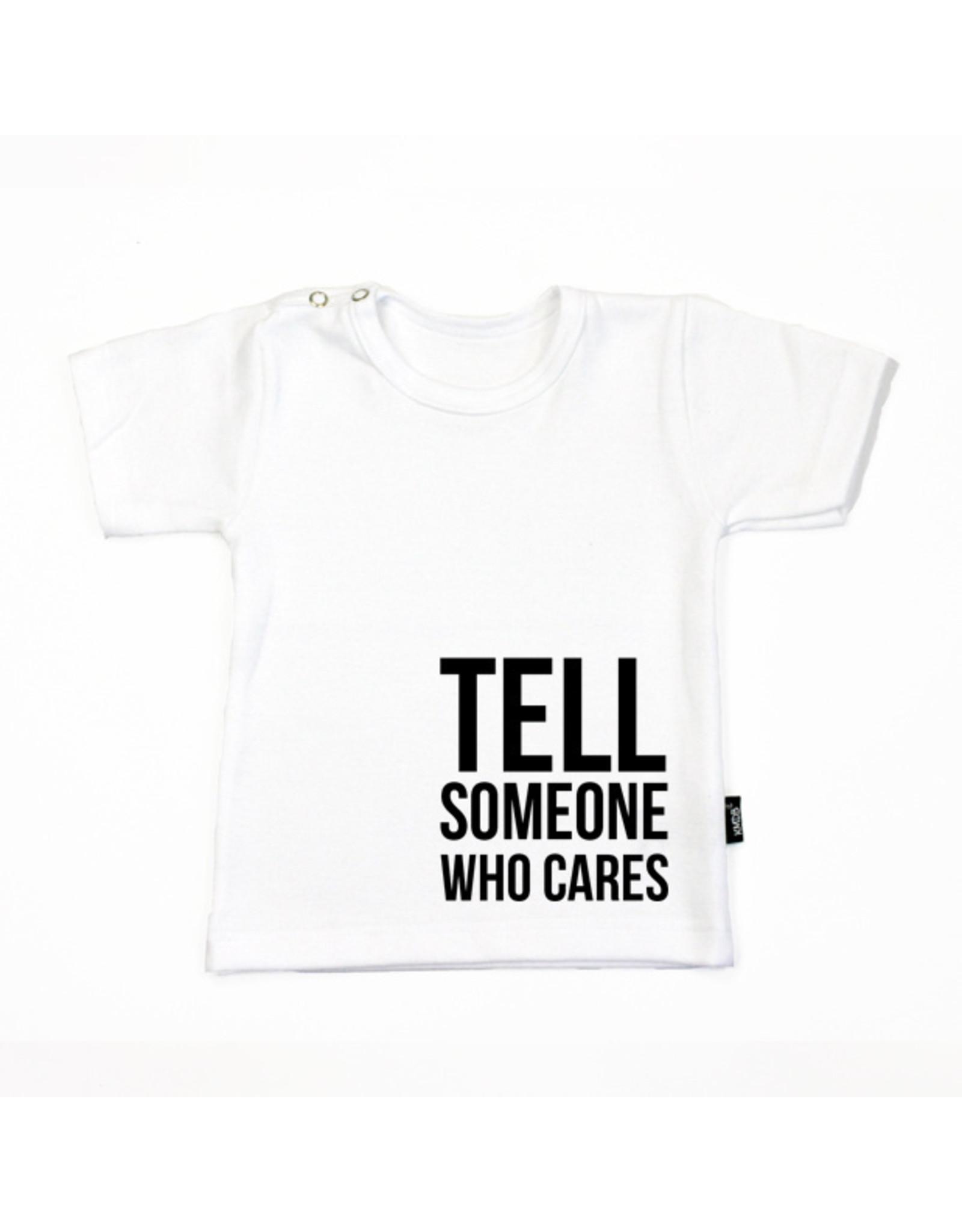 KMDB KMDB Shirt Tell Someone Who Cares