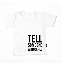 KMDB KMDB T-Shirt Tell Someone Who Cares
