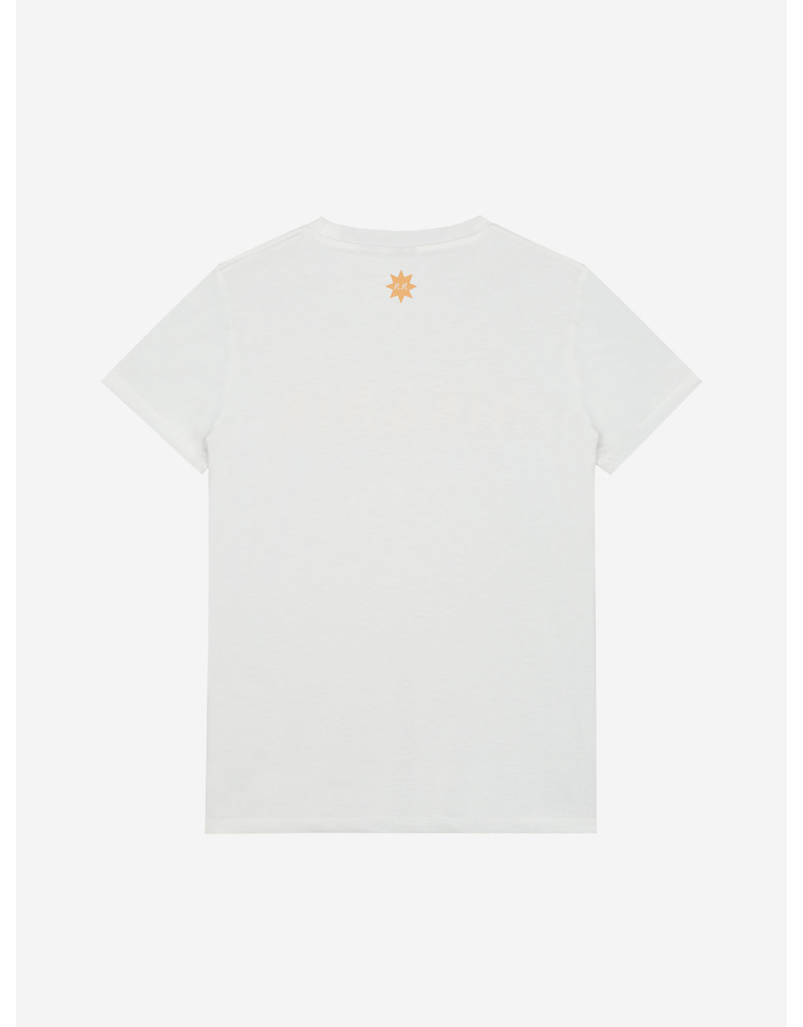 Nik&Nik NIK&NIK More Love T-shirt Off White