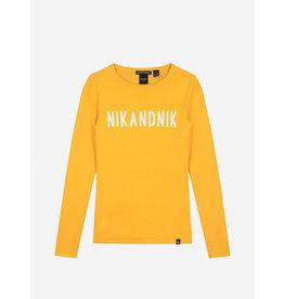 Nik&Nik NIK&NIK Aria Top Orange Yellow
