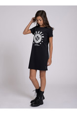 Nik&Nik NIK&NIK Galy Tee Dress BLACK
