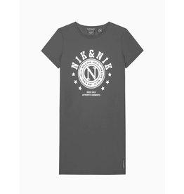 Nik&Nik NIK&NIK Galy Tee Dress BLACK