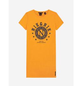 Nik&Nik NIK&NIK Galy Tee Dress Yellow