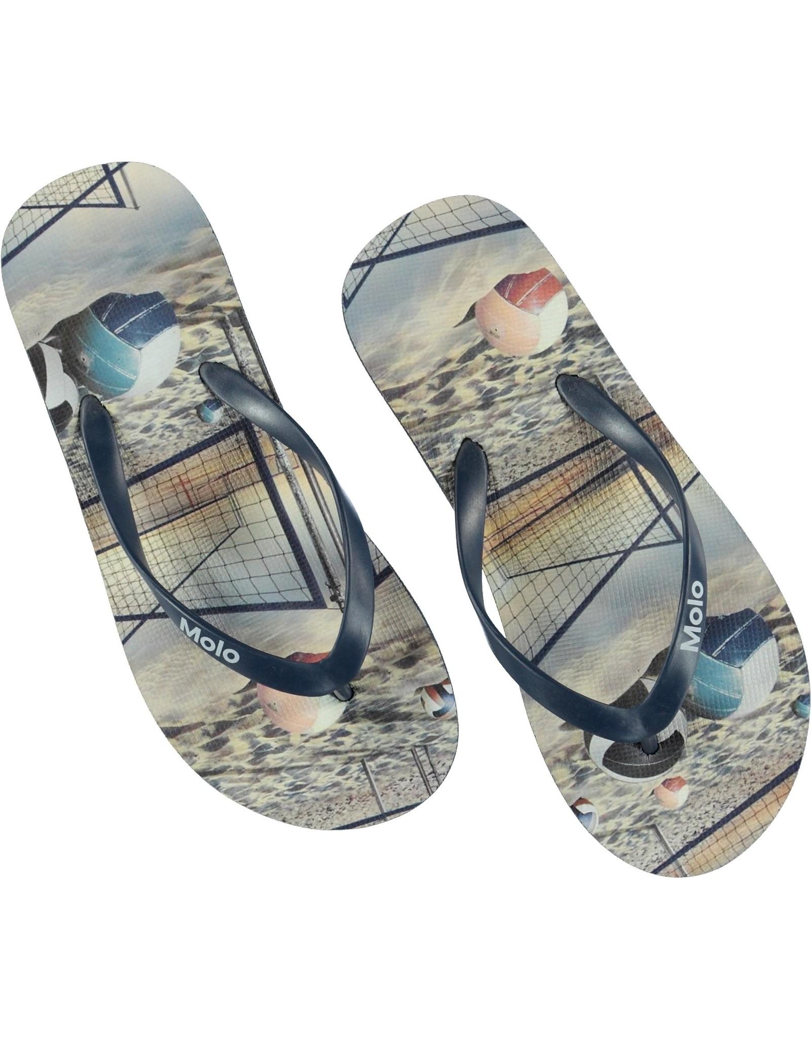 Molo Molo Flip-Flops Volleyball SUNSET