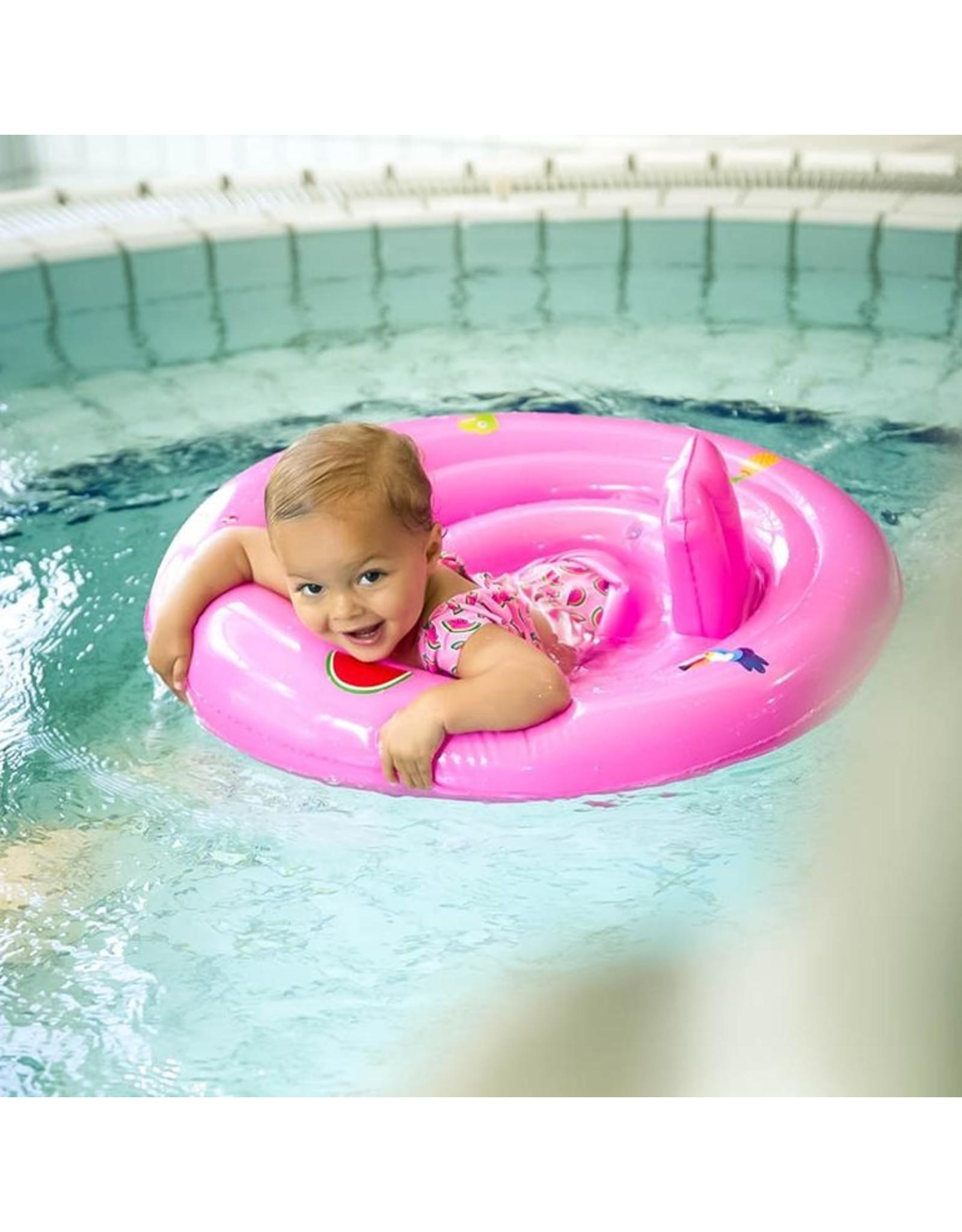 Swim Essentials Swim Essentials Roze Baby Float