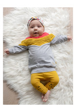 BESS BESS Legging Whiskers Ocre