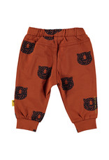 BESS BESS Pants Tiger AOP Rusty