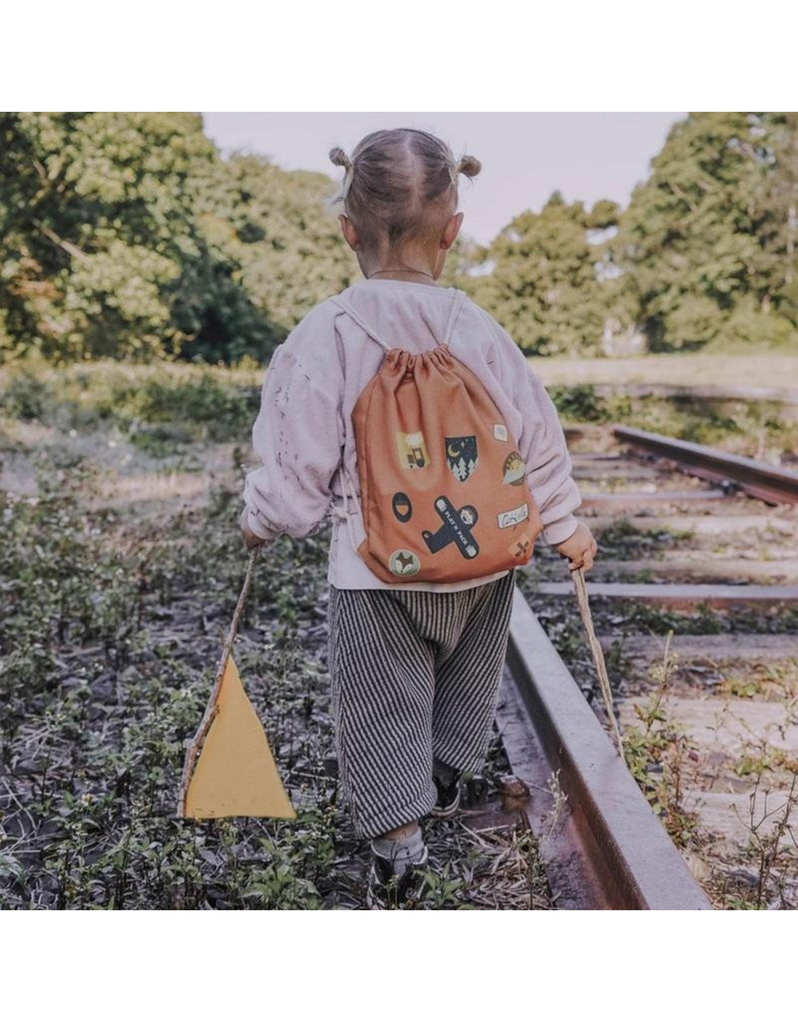 Olli Ella Olli Ella Play 'n Pack Forest