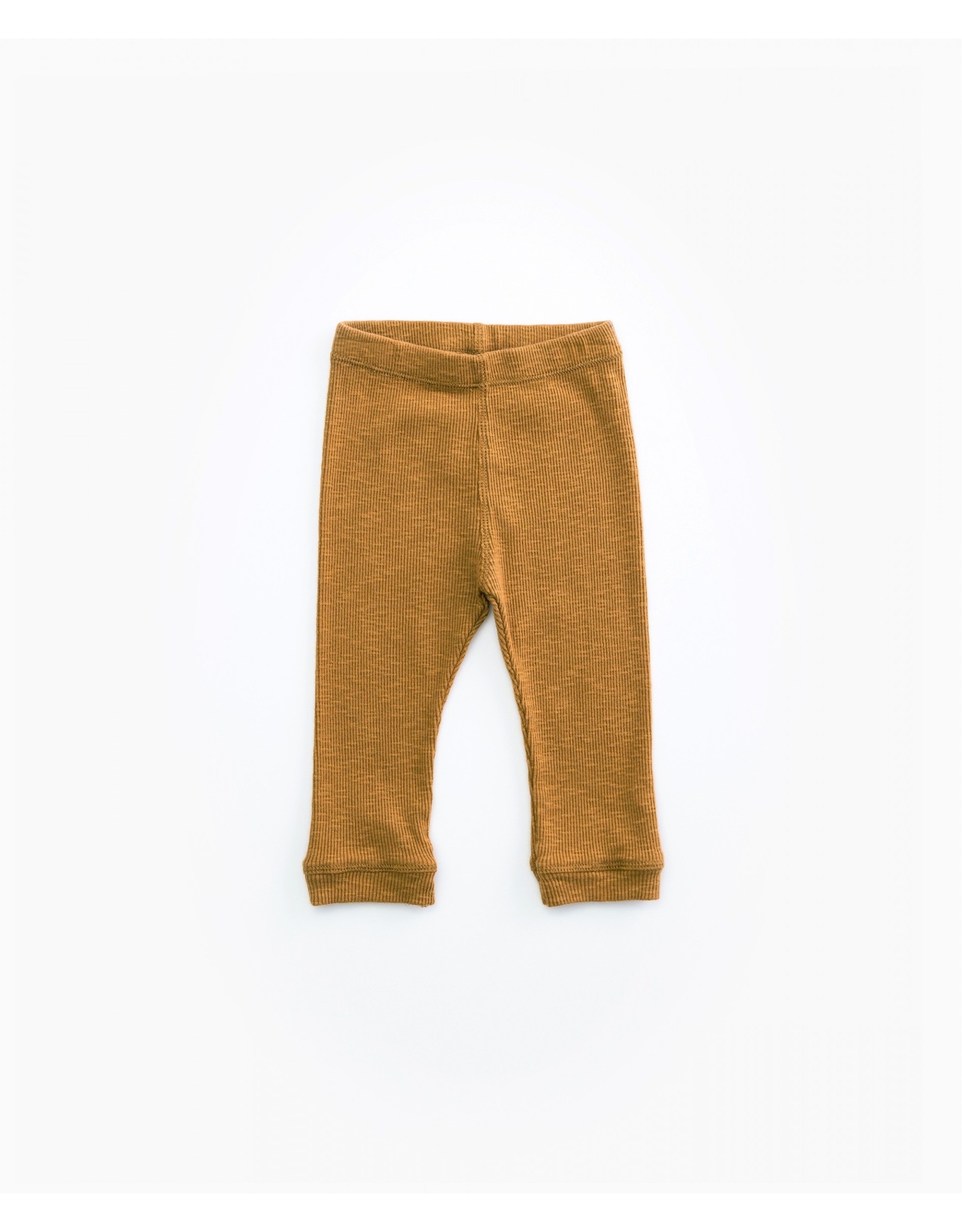Play Up Play Up Legging in Organic Cotton Rib Oregon Pine
