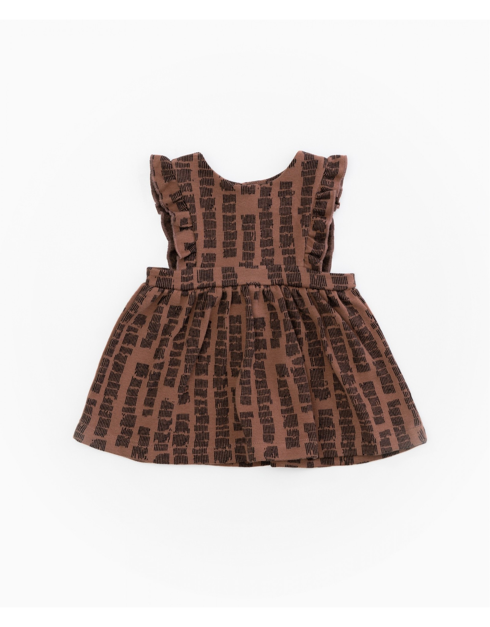 Play Up Play Up Sleeveless Dress in Organic Cotton Takula