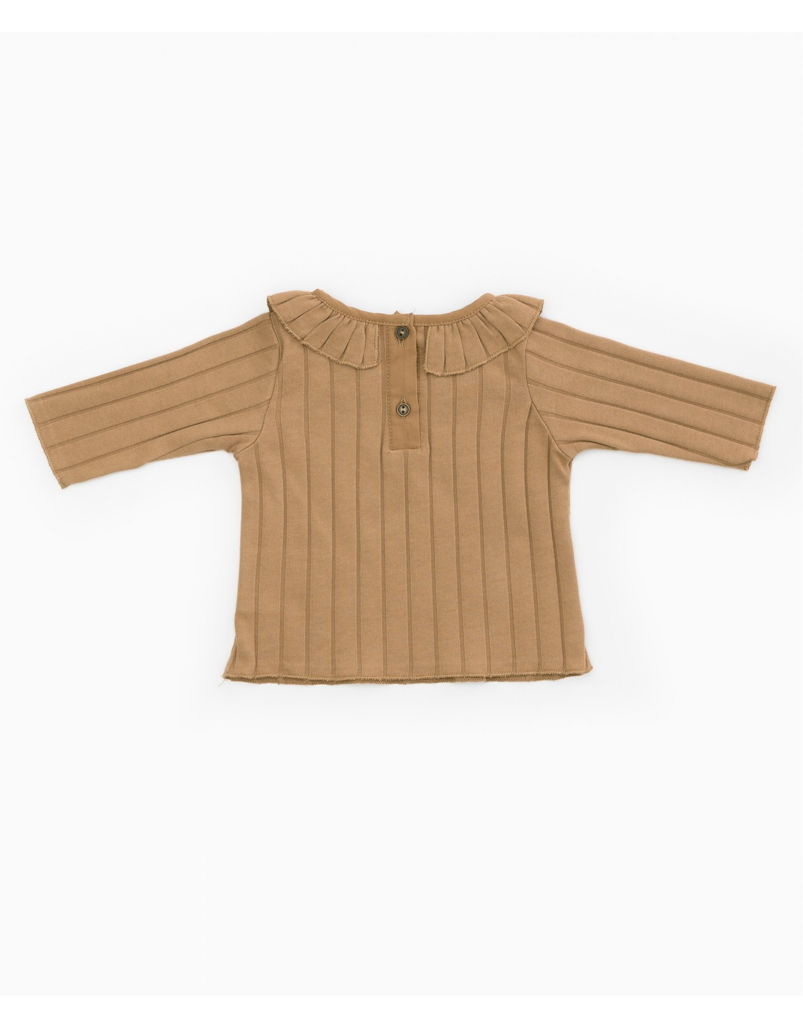Play Up Play Up T-shirt with Ribbing Cherry Tree