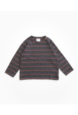 Play Up Play Up Sweater Striped Jersey Rasp