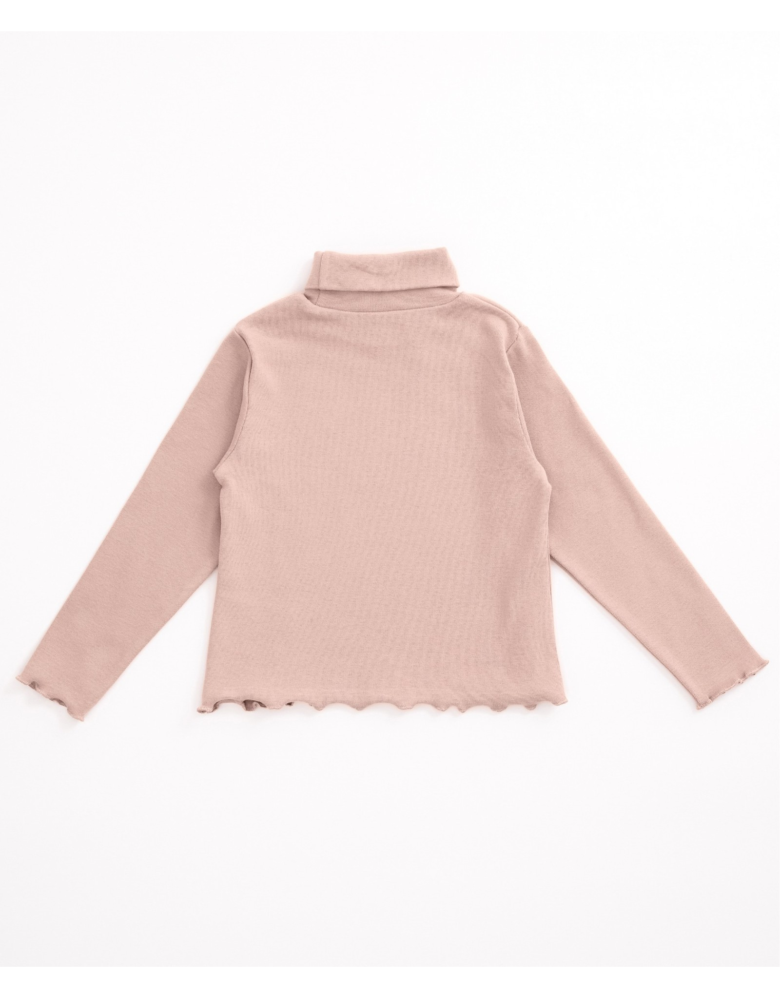 Play Up Play Up T-shirt in Organic Cotton with High Collar Jatopa