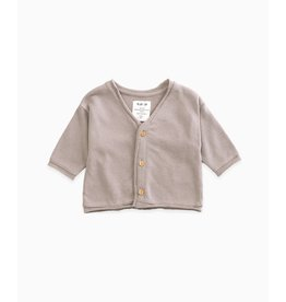 Play Up Play Up Cardigan in Organic Cotton JERÓNIMO