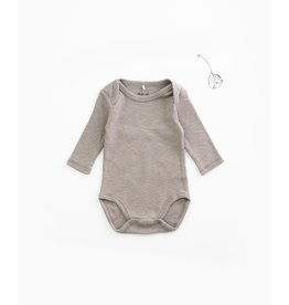 Play Up Play Up Rib Body in Organic Cotton