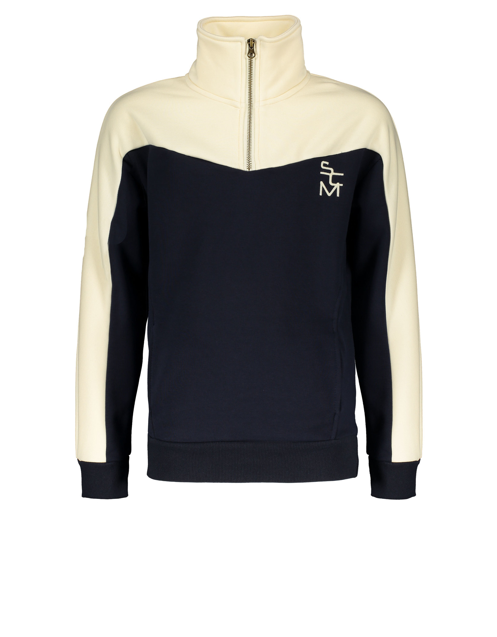 Street Called Madison Street Called Madison Charlie sweat rollneck Cardigan CHILL OUT