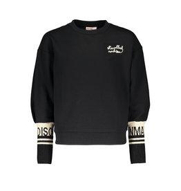 Street Called Madison Street Called Madison Luna Sweater fancy ribbing MOMO