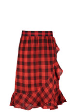 Street Called Madison Street Called Madison Luna woven midi Skirt CHECK IT OUT